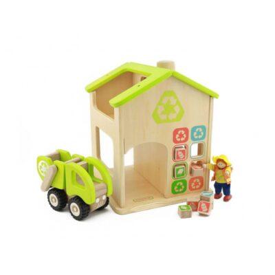 Žaislų rinkinys - Šiukšlinė