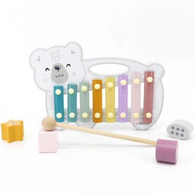 Medinis muzikinis instrumentas - Cimbolai