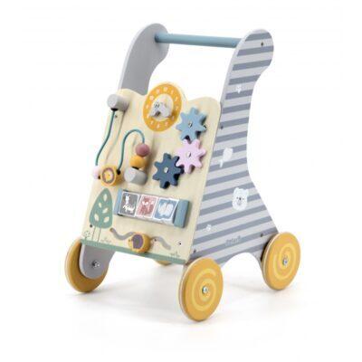 Mediniai žaisliniai skaičiuotuvai | Stumdytuvai