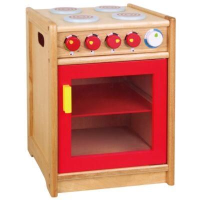 Žaislinė medinė skalbykla