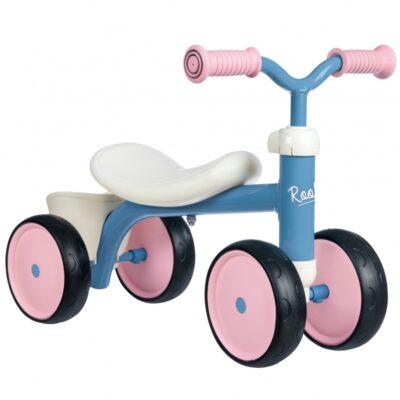 SMOBY Rowerek Biegowy Rookie Ride - On Różowy-1