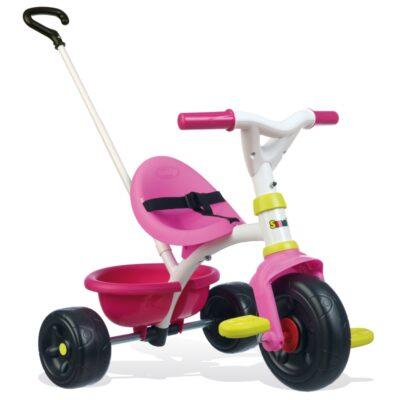 SMOBY Rowerek Trókołowy Be Fun Różowy-1